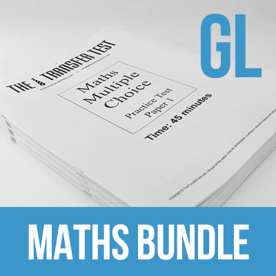 PPTC GL (Multiple Choice) Maths Practice Test Papers Bundle